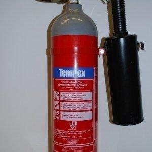 Temrex KKD 5 hiilidioksidisammutin