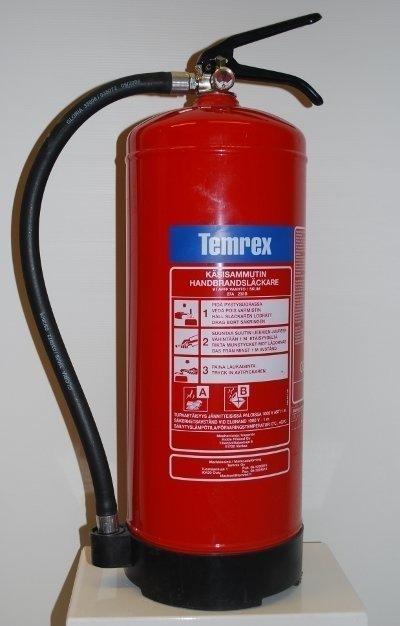 Temrex KSD 90 vaahtosammutin