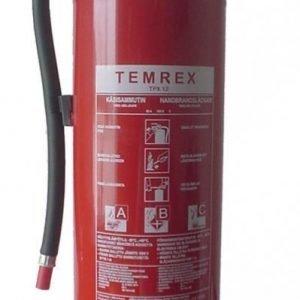Temrex TPX 12 jauhesammutin