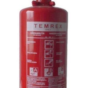 Temrex TPX 2 jauhesammutin
