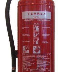 Temrex TSF 90 vaahtosammutin