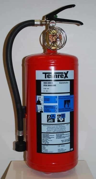 Temrex Tandem S 9 automaattisammutin