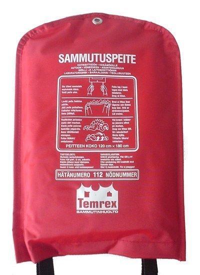 Temrex sammutuspeite 120x180 cm