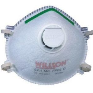 Willson 5211 hengityssuojain