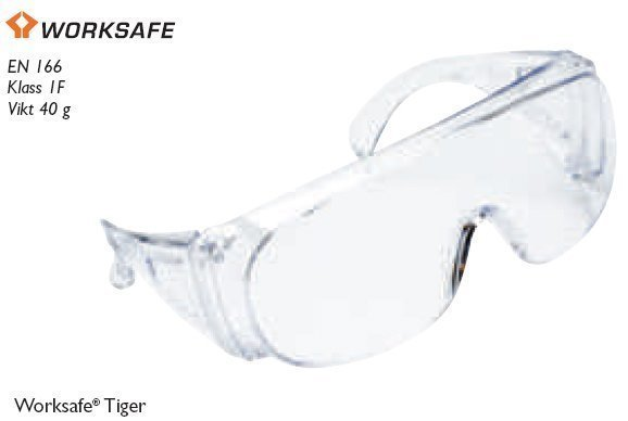 Worksafe Tiger suojalasit