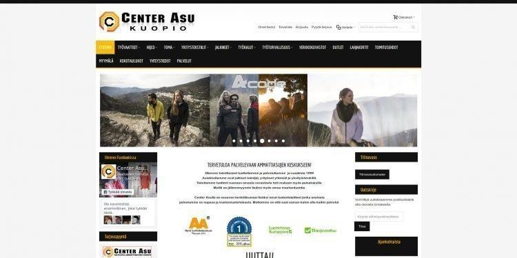 Center Asu Kuopio Oy
